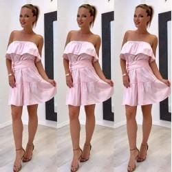 Robrow Fashion fodros ruha