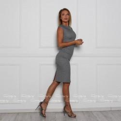 Envy kockás ruha