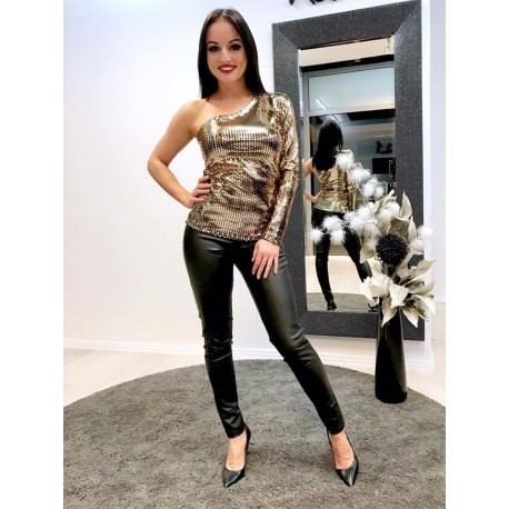 Robrow Fashion textilbőr nadrág