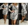 Olasz fodros ruha