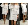 Olasz flitteres ruha