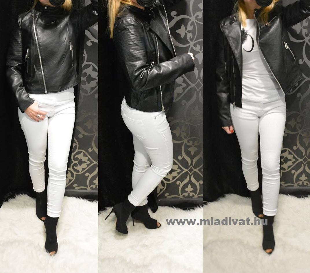 fekete műbőr kabát d1b4d7a1c0