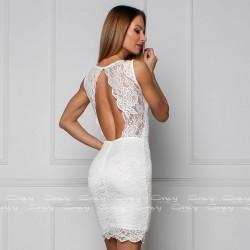 Envy fehér csipke ruha
