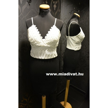 073f59cd6e Új Fekete-fehér ruha