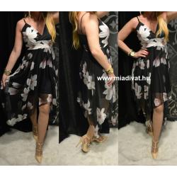 a7bbc723ef Olasz virág mintás ruha
