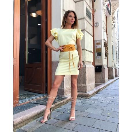 Envy sárga ruha