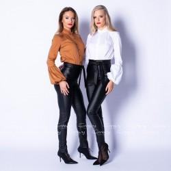 Envy bőrhatású nadrág