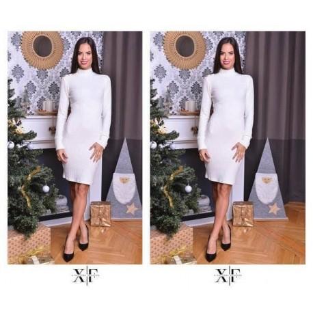 X-Factory fehér ruha