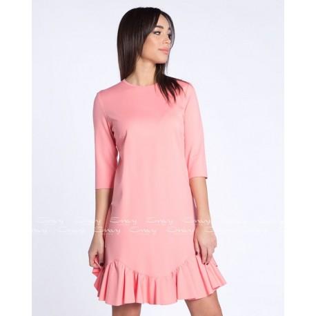 Envy lazac színű ruha