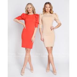 Envy mogyoró színű ruha