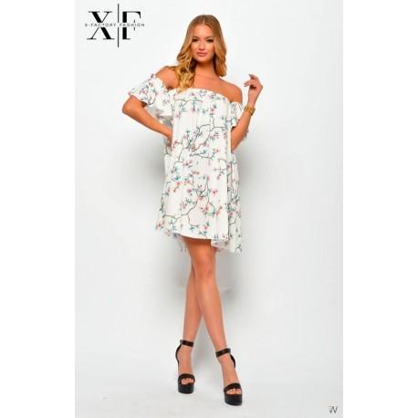 X-Factory virágmintás ruha