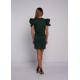 Envy sötét zöld ruha