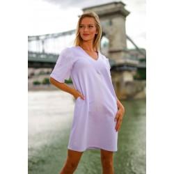 Bebe fehér ruha