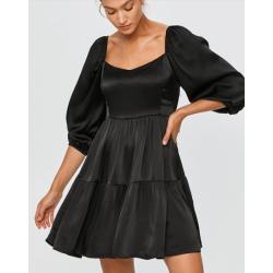 La Porta fekete ruha