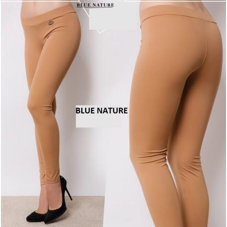 Blue Nature barna leggings