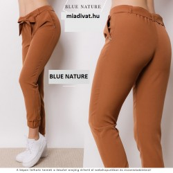 Blue Nature barna nadrág
