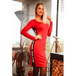 Bebe piros színű ruha