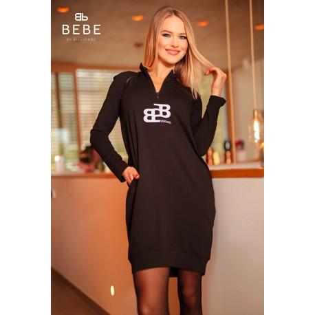 Bebe fekete színű ruha