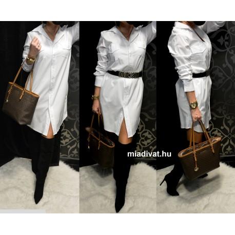 LaLuna fehér ingruha