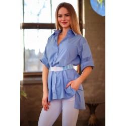 Bebe kék ing