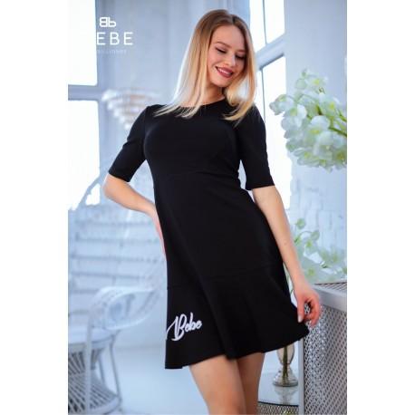 Bebe fekete ruha