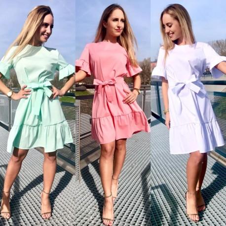 Robrow Fashion ruha (rózsaszín)