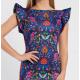 Envy virágmintás ruha