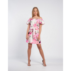 Envy virágos ruha