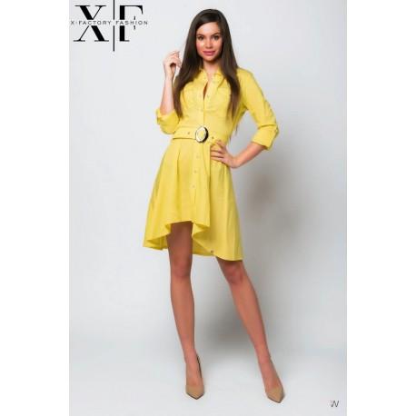 X-Factory sárga ingruha