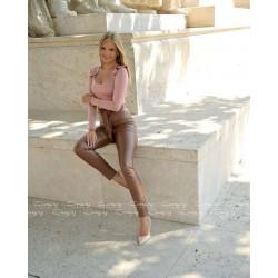 Envy rózsaszín body